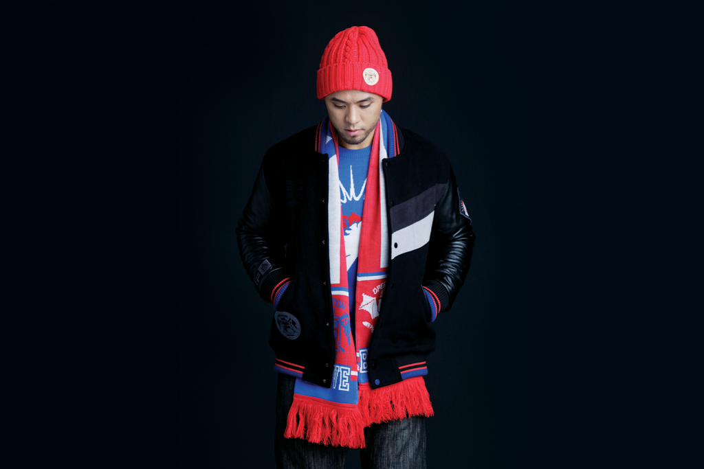 Buried Alive x Fila 2011 Fall/Winter Capsule Collection Lookbook