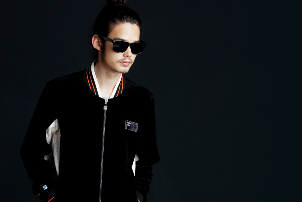 buried alive x fila 2011 fallwinter capsule collection lookbook