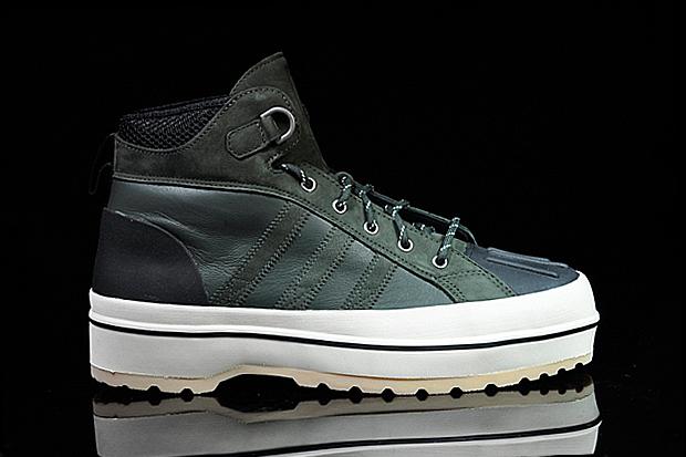 Burton x adidas Originals 2011 Fall/Winter Footwear Collection