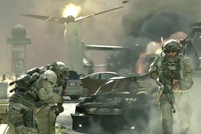 Call of Duty: Modern Warfare 3 - Redemption Single Player Trailer