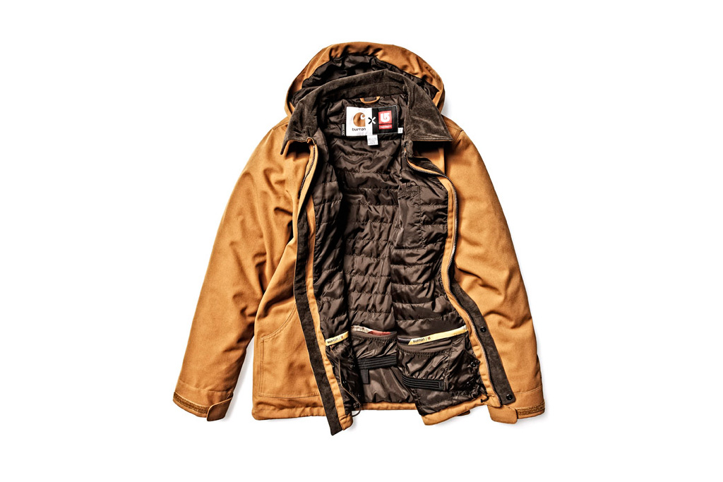 Burton x Carhartt 2011 Fall/Winter Collection