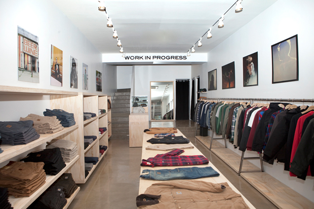 Carhartt WIP Rome Store Reopening
