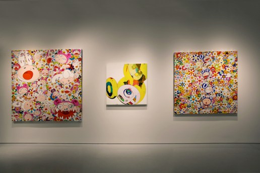 Christie's x Takashi Murakami Tohoku-Pacific Earthquake Benefit Auction Preview Recap