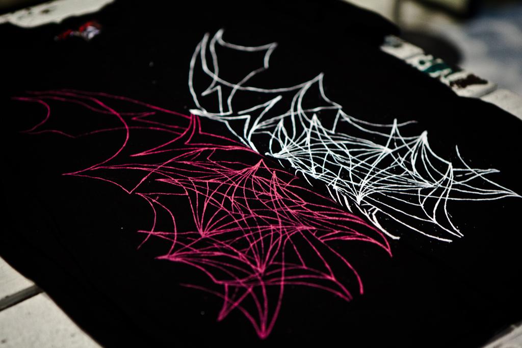 Madsaki x CLOT Alienegra Face T-Shirts
