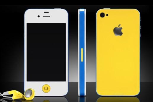 Colorware for iPhone 4S