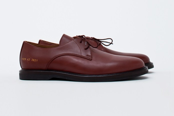 Common Projects Officer Derby Sienna