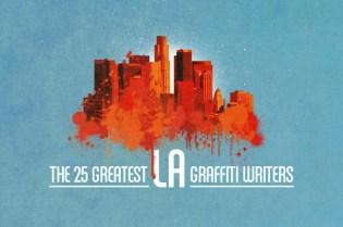Complex: The 25 Greatest LA Graffiti Writers