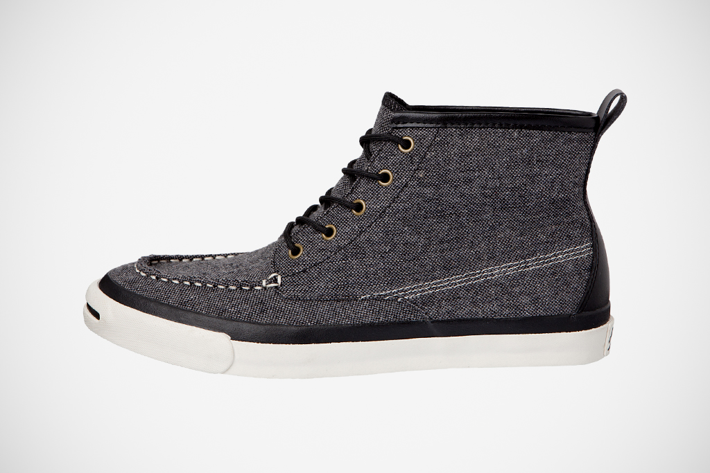 Converse Jack Purcell Moccasin W Hi