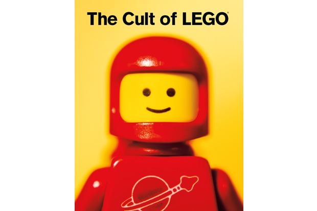 cult of lego book