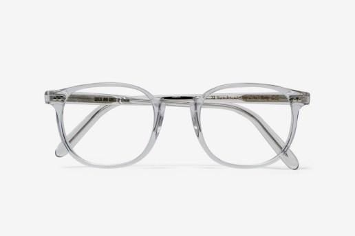 Cutler & Gross Clear Optical Frames