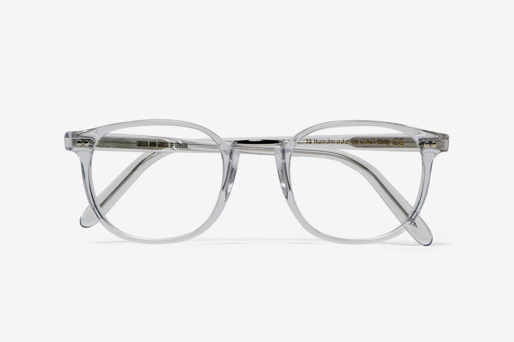 cutler and gross clear optical frames