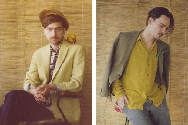 Dana Lee 2012 Spring/Summer Collection Lookbook