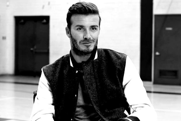 David Beckham: Journey to L.A. Part 3