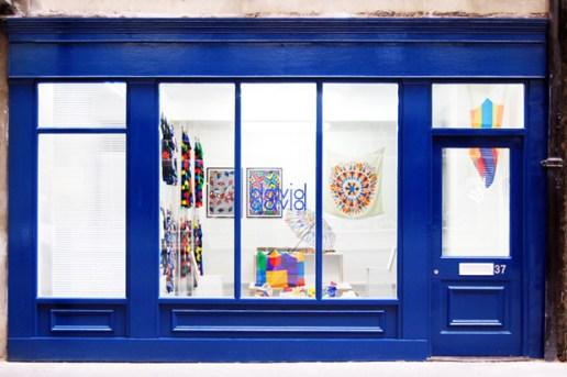 David David Pop-Up Store by Glass Hill