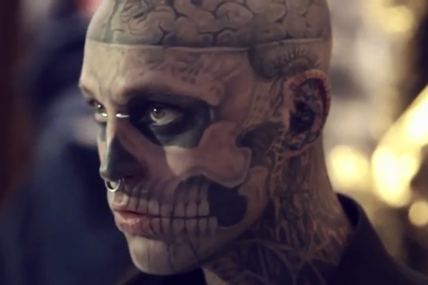 Dazed Digital: Nicola Formichetti - Zombie Boy Concept Behind-the-Scenes