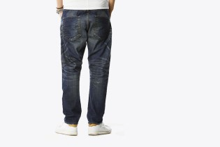 DENIM by Vanquish x fragment design 2011 Fall/Winter Jeans Collection