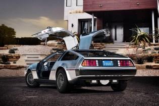 DMC Announces All-Electric DeLorean for 2013