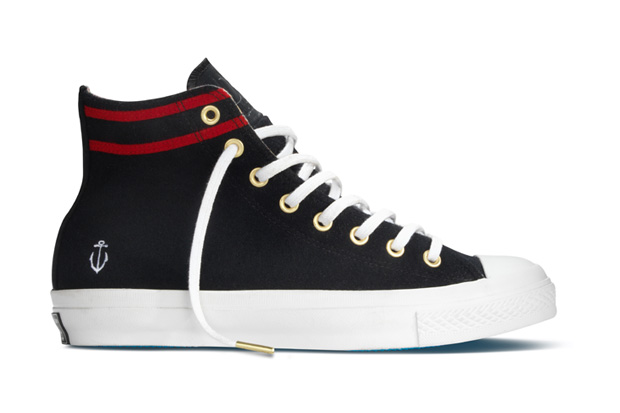 dr romanelli beetle vs popeye x converse capsule collection