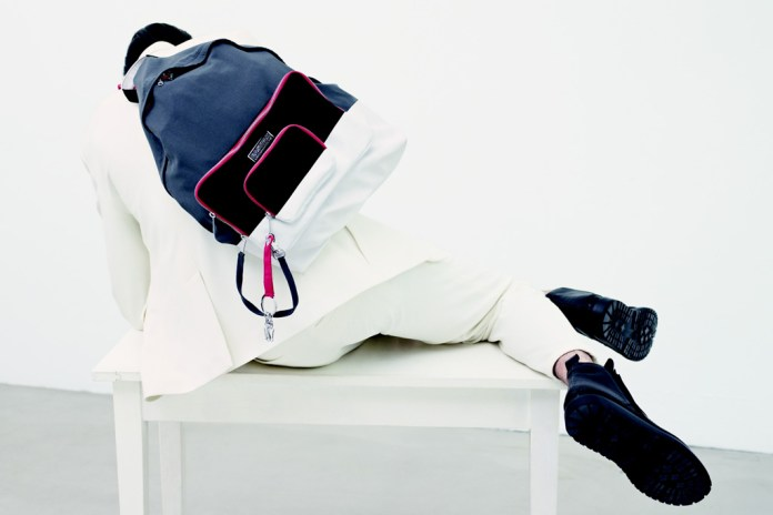 EASTPAK by KRIS VAN ASSCHE 2012 Spring/Summer Lookbook