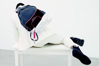 EASTPAK by KRIS VAN ASSCHE 2012 Spring/Summer Lookbook