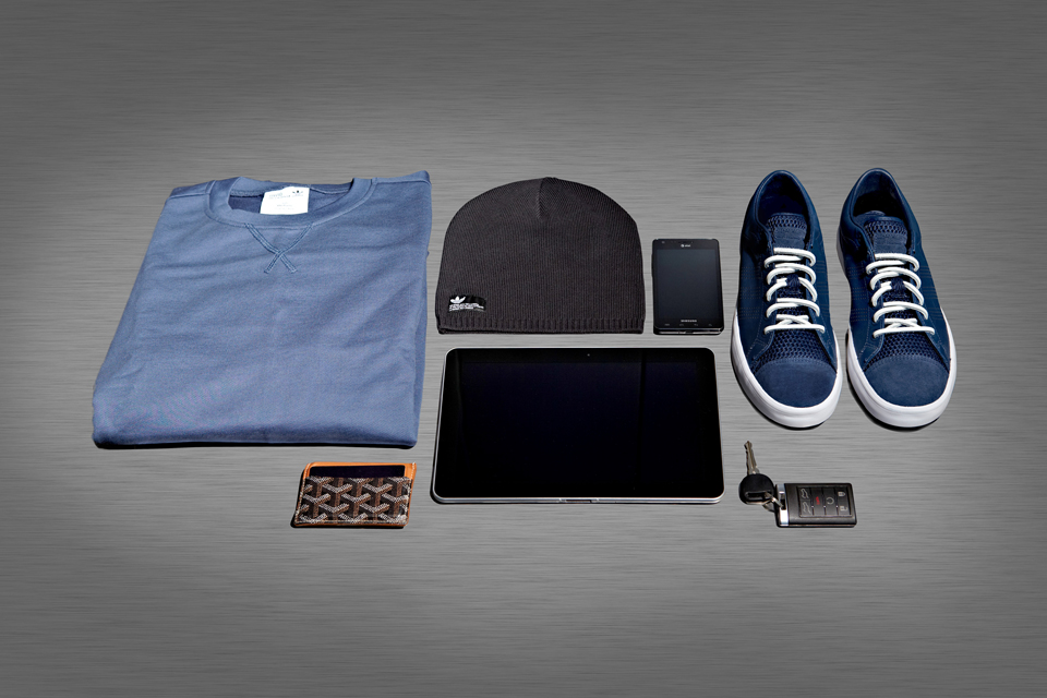 essentials david beckham