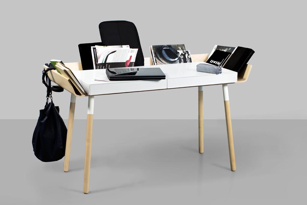 etc etc my writing desk