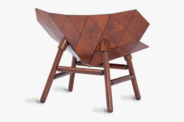 Exo Chair by Fetiche Design Studio