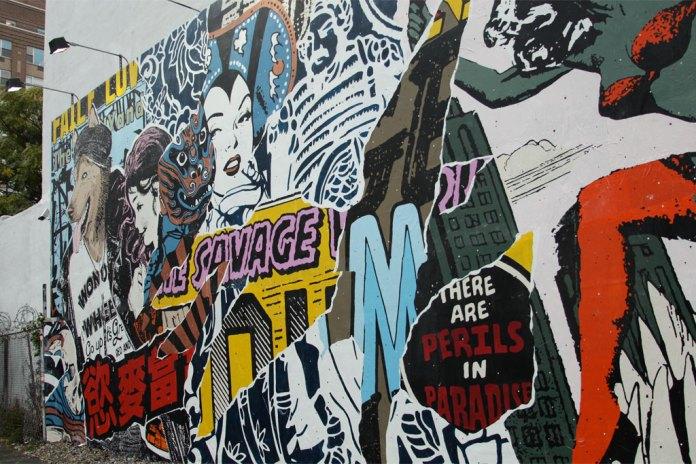Faile @ Bowery & Houston NYC