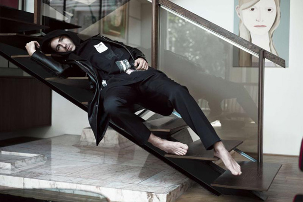 fantastic man raf simons by willy vanderperre