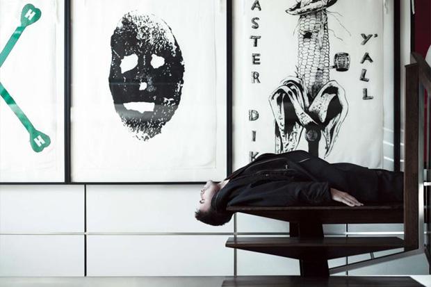 FANTASTIC MAN: Raf Simons by Willy Vanderperre