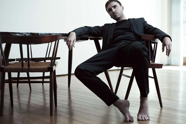 FANTASTIC MAN: Raf Simons by Willy Vanderperre
