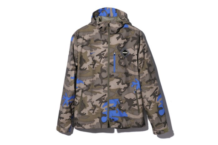 "F.C.R.B. 2011 Fall/Winter ""CAMOUFLAGE"" Collection"