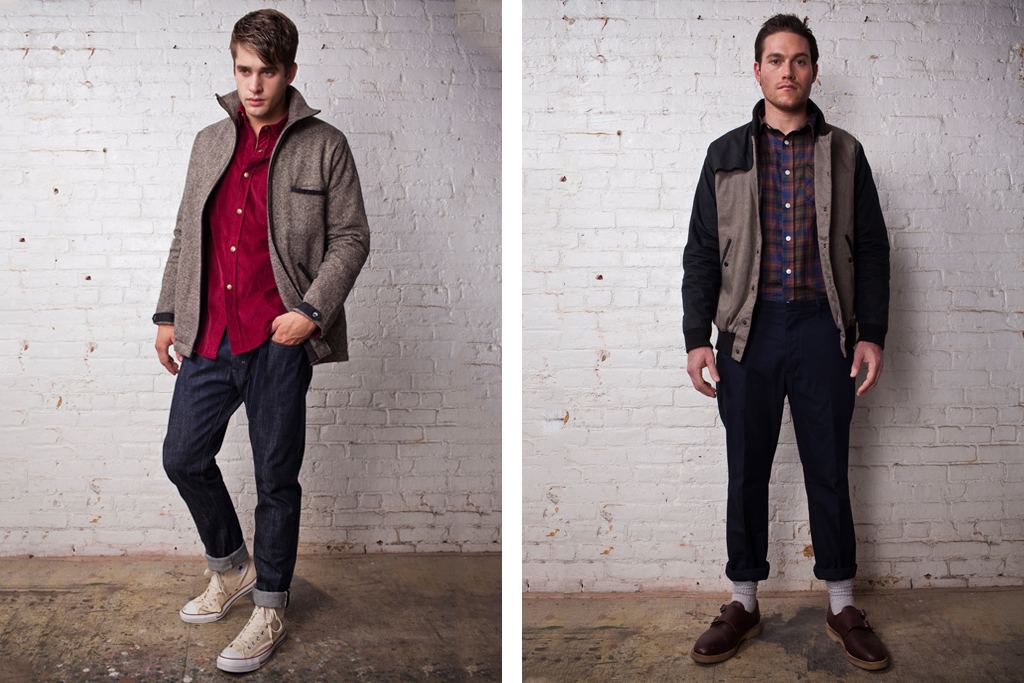 """FELTRAIGER 2011 Fall/Winter """"The Mole People"""" Collection"""