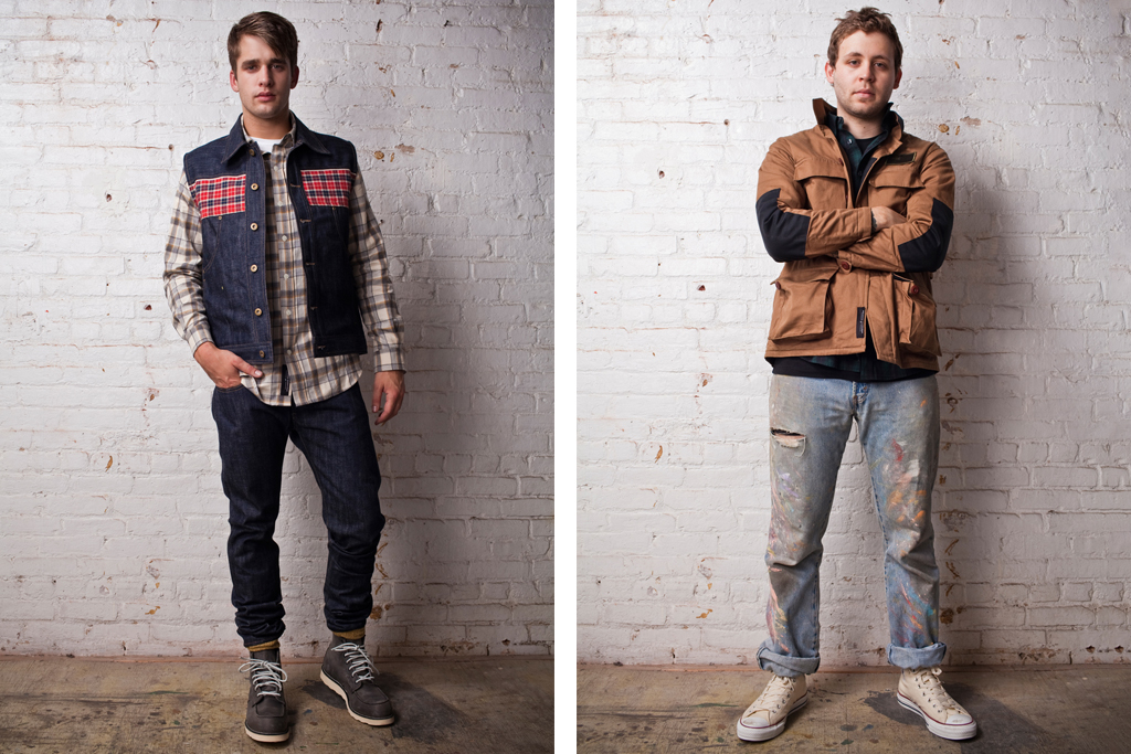 "FELTRAIGER 2011 Fall/Winter ""The Mole People"" Collection"