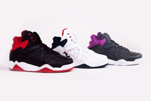 Fila 2012 Spring/Summer The Cage Retro