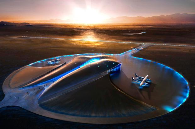 Foster + Partners: Spaceport America