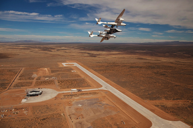 Foster + Partners: Spaceport America