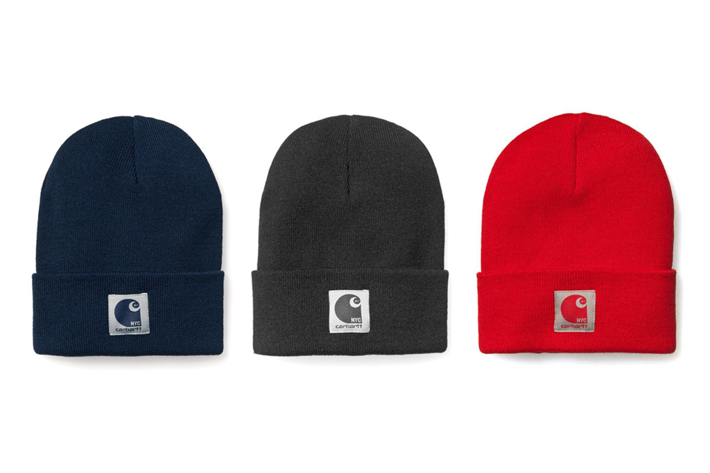 fragment design x Carhartt WIP Capsule Collection