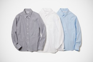 fragment design x Head Porter Plus -atelier- Head Porter Exclusive F x A BROAD SHIRT