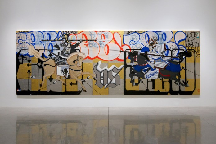 "Gaijin Fujita ""Made in L.A."" Exhibition @ L.A. Louver Recap"