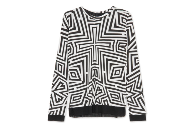 gareth pugh sweat sweater