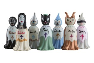 Gary Baseman Toby's Secret Society Mini Series