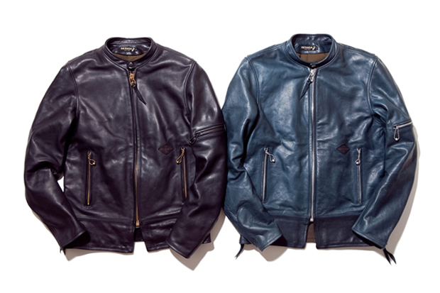 GERUGA 2011 Fall/Winter Single Leather Riders
