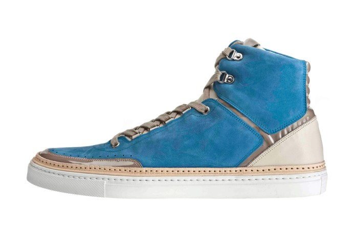 Giuliano Fujiwara 2012 Spring/Summer Footwear Collection