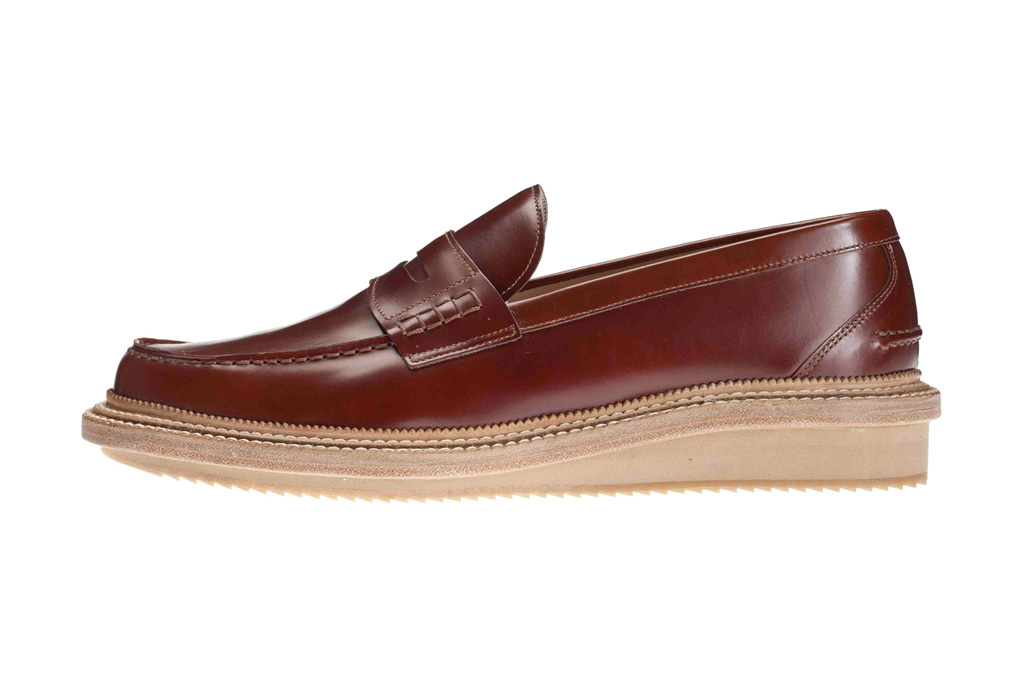 Giuliano Fujiwara 2012 Spring/Summer Footwear Collection