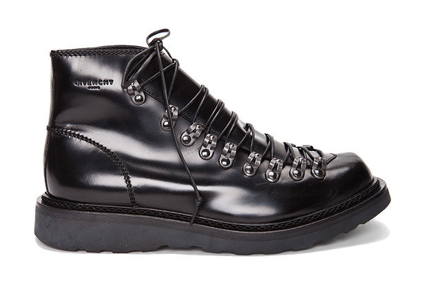 Givenchy Leather Capsule Boots