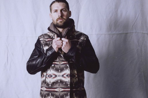 Golden Bear for UNIONMADE 2011 Holiday Lookbook