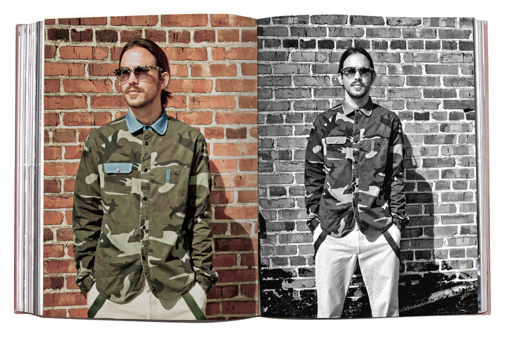 "GPPR 2011 Fall ""Gentlemen's Club"" Collection Lookbook"