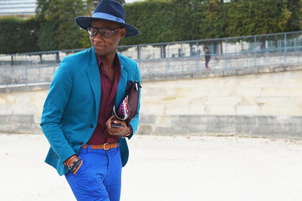 GQ: 2011 Street Style Paris & Milan