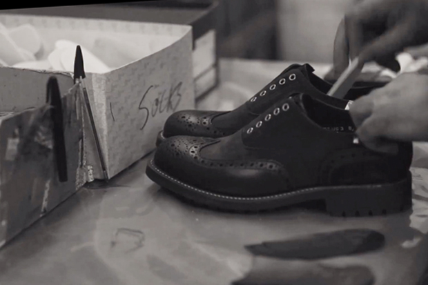 Grenson for Barbour Teaser Video